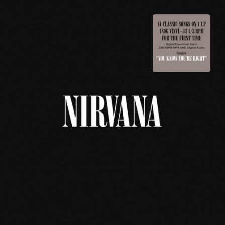 Nirvana - Nirvana LP