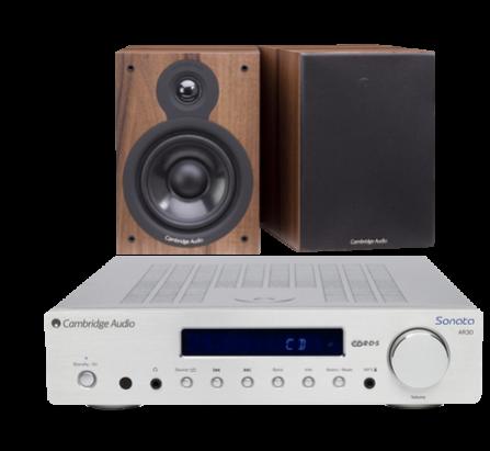 Cambridge Audio AR30 + SX50