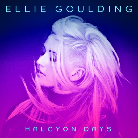 Ellie Goulding - Halcyon Days 2014 CD
