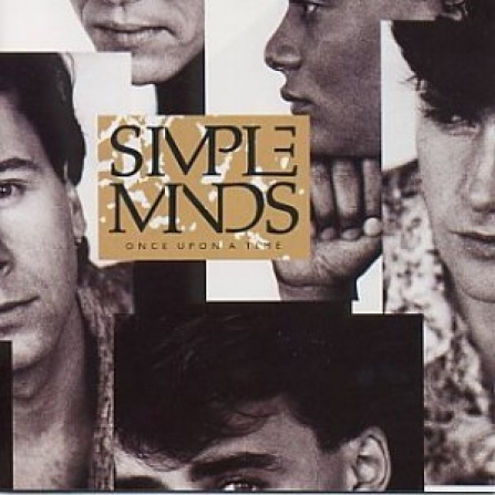 Simple Minds - Once Upon A Time LP