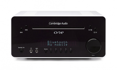 Cambridge Audio One - bílá