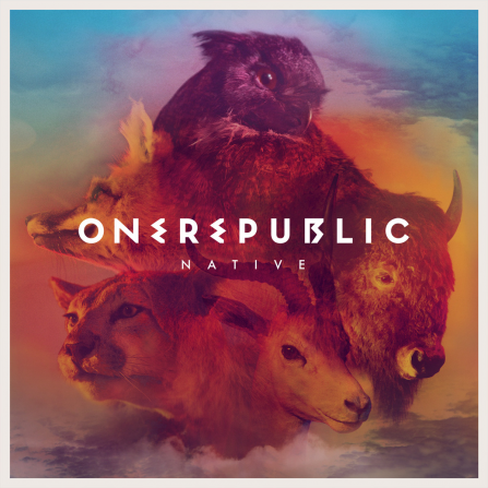 Onerepublic - Native CD