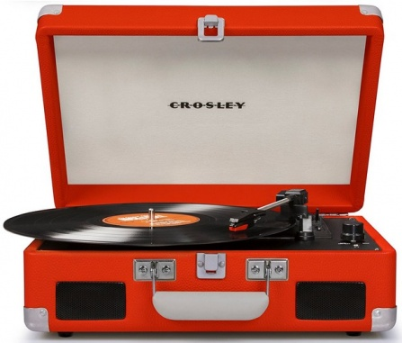 Crosley Cruiser II Orange