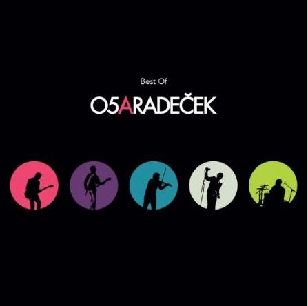 O5 a Radeček - Best Of CD