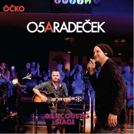 O5 a Radeček - Acoustic Stage CD+DVD