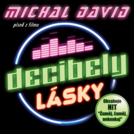 Michal David - Decibely lásky CD