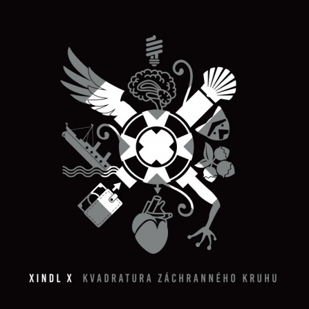 Xindl X - Kvadratura záchranného Kruhu LP