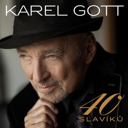 Karel Gott - 40 Slavíků (2CD)