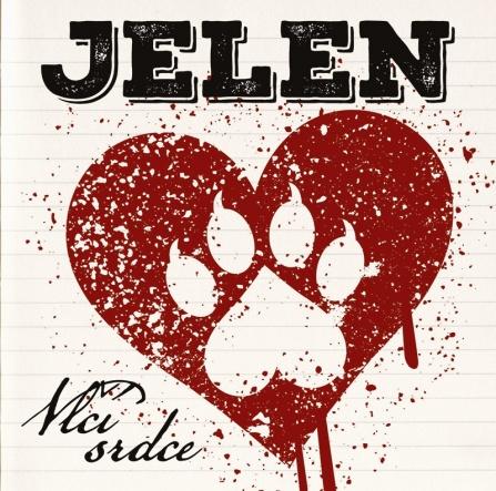 Jelen - Vlčí Srdce LP