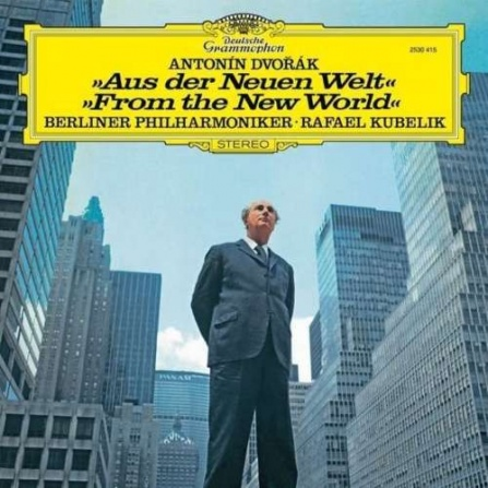 Antonín Dvořák - Rafael Kubelík No.9 From the New World LP