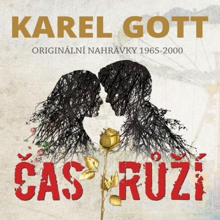 Karel Gott - Čas růží LP