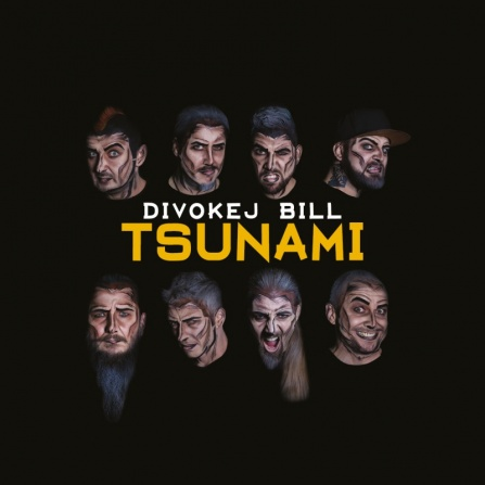 Divokej Bill - Tsunami LP