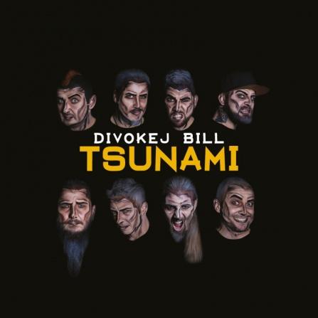 Divokej Bill - Tsunami CD
