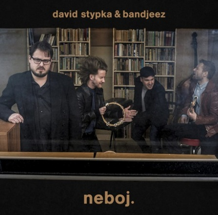 David Stypka - neboj. CD