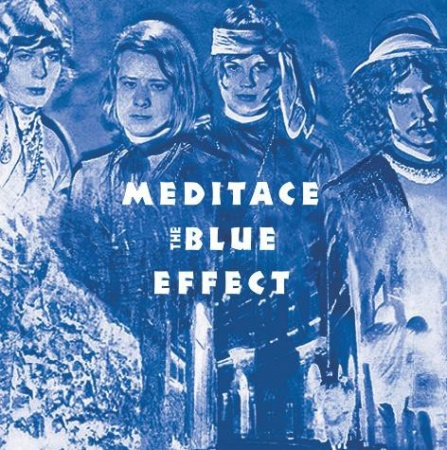 Blue Effect - Meditace LP