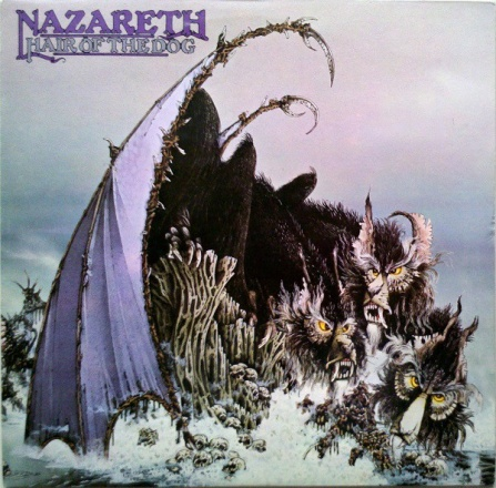 Nazareth - Hair of the Dog 2LP