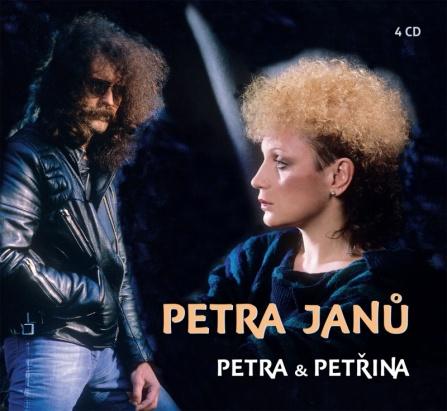 Petra Janů - Petra a Petřina (4CD)