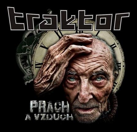 Traktor - Prach A Vzduch (2CD+DVD)