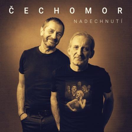 Čechomor - Nadechnutí CD