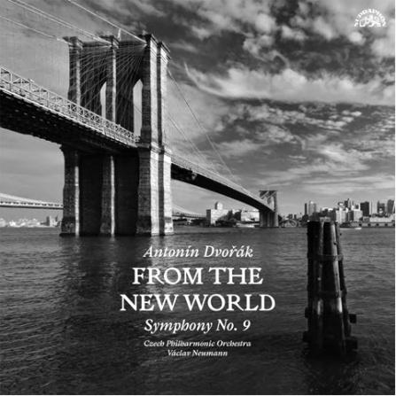Dvořák: Symfonie č. 9 e moll Z Nového světa LP
