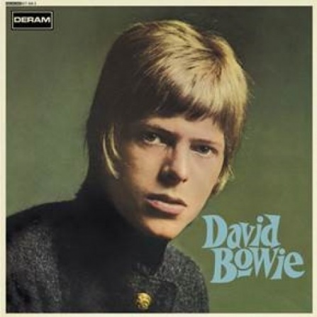 Bowie David - David Bowie 2LP