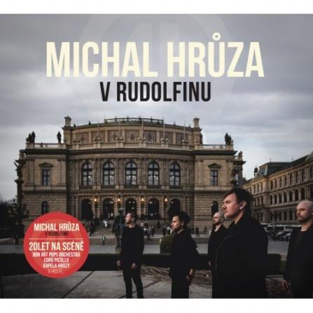 Michal Hrůza - V Rudolfinu CD