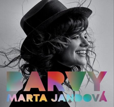 Marta Jandová - Barvy CD