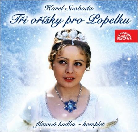 Karel Svoboda - Tři oříšky pro Popelku CD