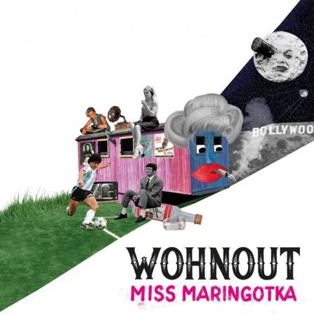 Wohnout - Miss Maringotka LP