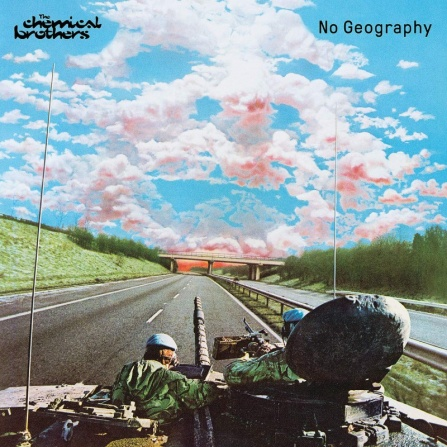 Chemical Brothers - No Geography 2LP