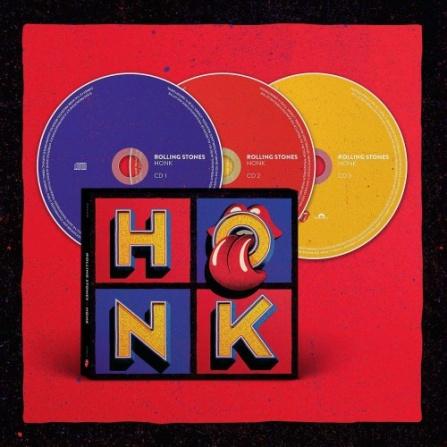 Rolling Stones - Honk 3LP