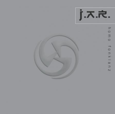 J.A.R. - Homo Fonkianz 2LP