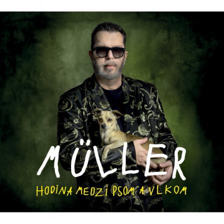 Richard Muller - Hodina medzi psom a vlkom LP