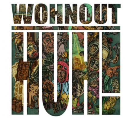 Wohnout - Huh! CD