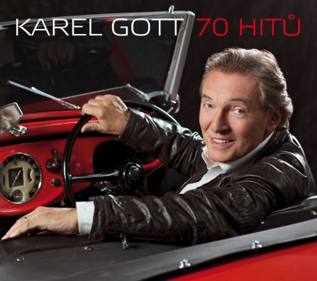 Karel Gott - 70 hitů 3CD
