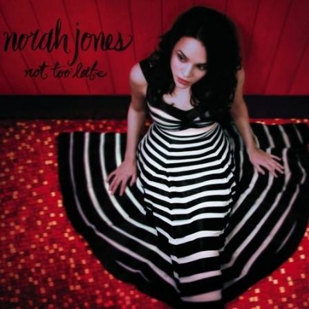 Norah Jones - Not Too Late LP