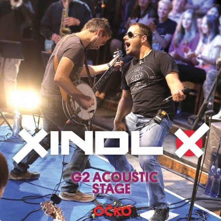 XINDL X   - G2 Acoustic Stage CD + DVD