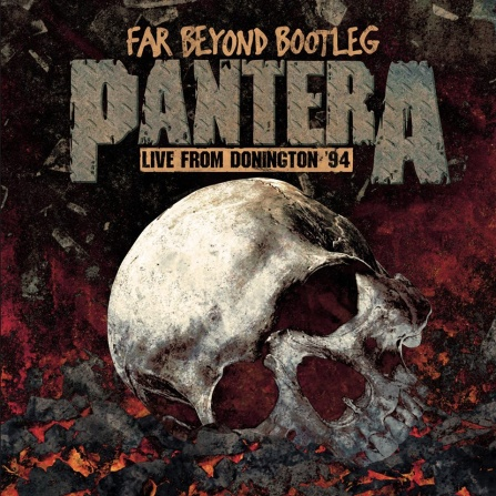 Pantera - Far Beyond Bootleg LP