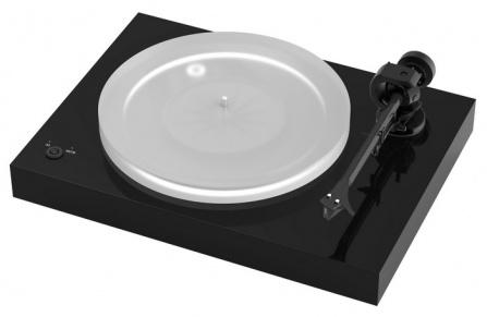 Pro-Ject X2 Piano Black + 2M Silver