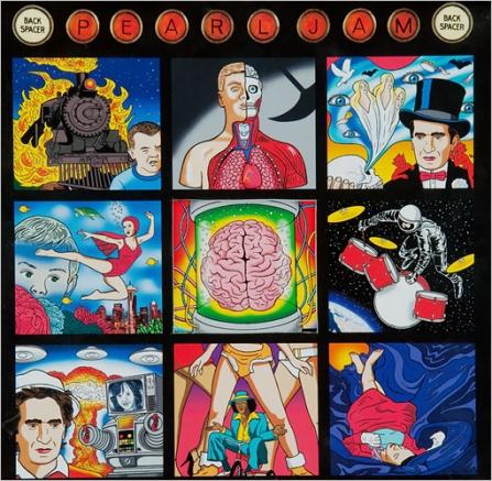 Pearl Jam - Backspacer CD