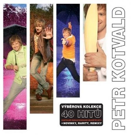 Petr Kotvald - 40 hitů CD (2)