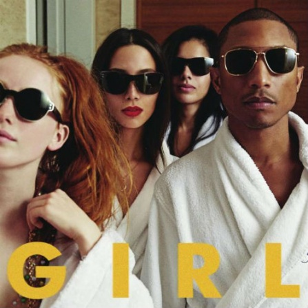 Pharrell Williams - Girl CD
