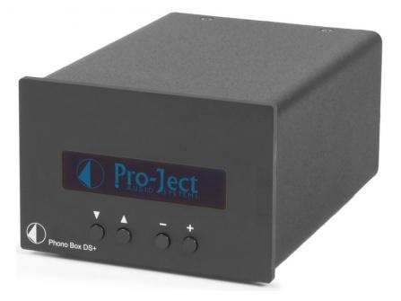 Předzesilovač Phono Box DS+  černý