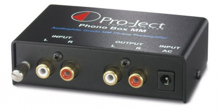 Předzesilovač Phono Box MM