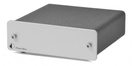 Předzesilovač Phono Box ProJect stříbrný