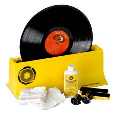 Pračka vinylových desek Spin Clean