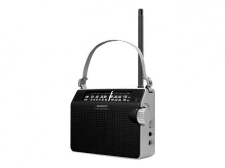 Radio Sangean PR-D6 černá
