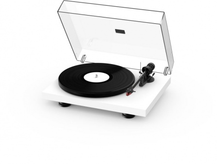 Pro-Ject Debut Carbon Evo + 2MRed - Satin White