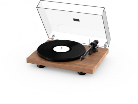 Pro-Ject Debut Carbon Evo + 2MRed - Walnut