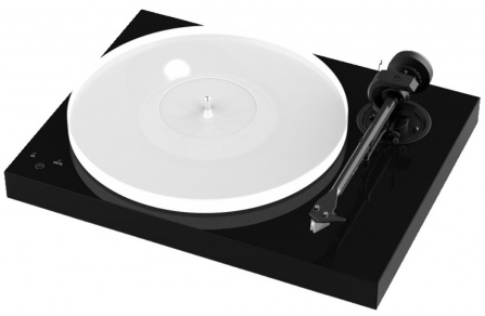 Pro-Ject X1 Black + Pick It S2 MM